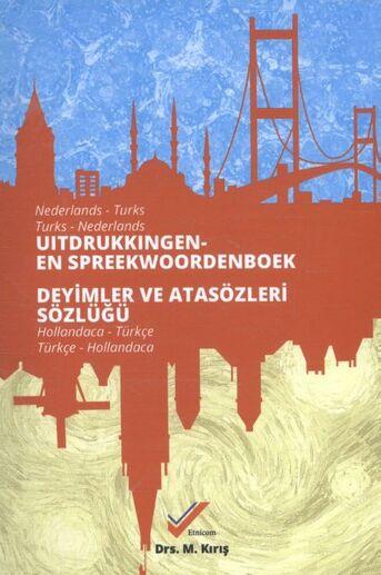 Uitdrukking- en spreekwoordenboek Nederlands-Turks / Turks-Nederlands