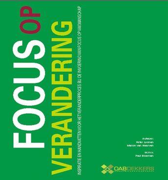 Focus op verandering
