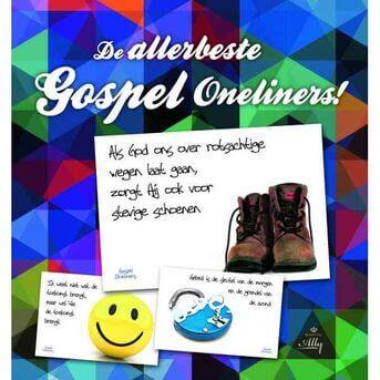 Gospel Oneliners De allerbeste Gospel oneliners 1