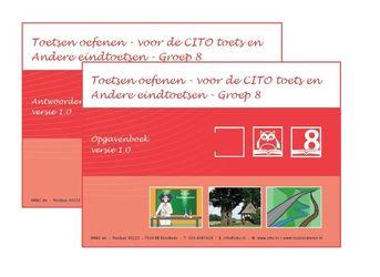 Toetsen oefenen - voor de CITO toets en Andere eindtoetsen