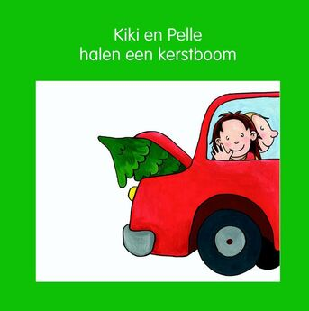 Kiki en Pelle halen een kerstboom