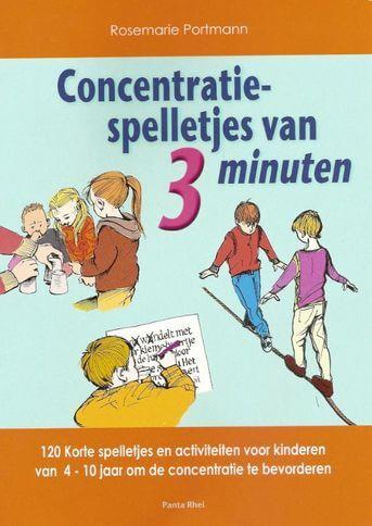 Concentratiespelletjes van 3 minuten