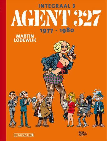 Agent 327 | Integraal 03 | 1977 - 1980