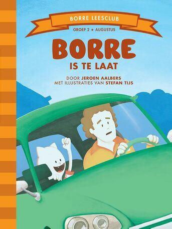 Borre is te laat