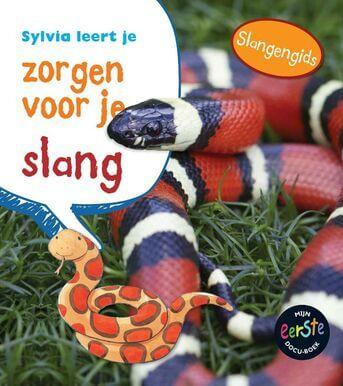 Sylivia leert je zorgen voor je slang