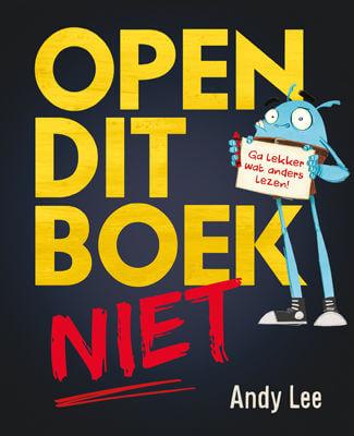Open dit boek niet