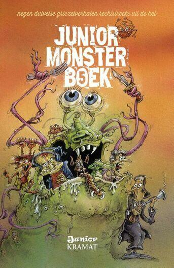 Het junior monsterboek 5