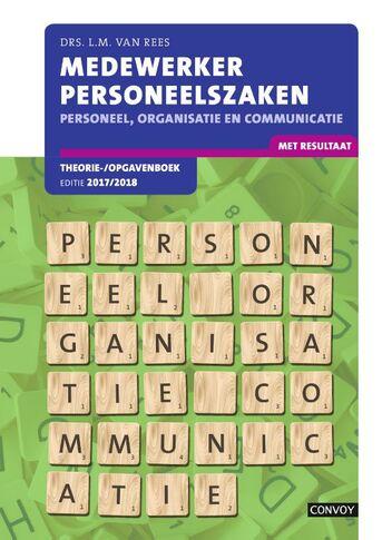 MPZ Personeel Organisatie Communicatie 17/18