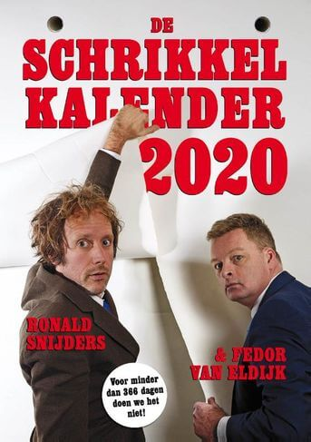 De Schrikkelkalender 2020