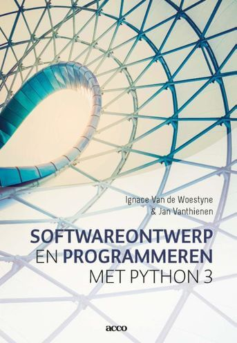 Softwareontwerp en Programmeren met Phython 3