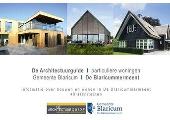 De Architectuurguide, particuliere woningen, Gemeente Blaricum, De Blaricummermeent