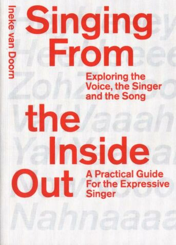 Singing from the inside out