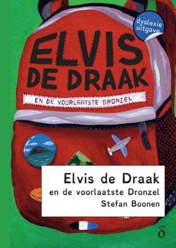 Elvis de draak en de voorlaatste Dronsel