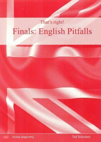 Finals: English pitfalls