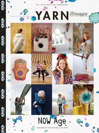 Scheepjes YARN Bookazine 9 NOW age- NL