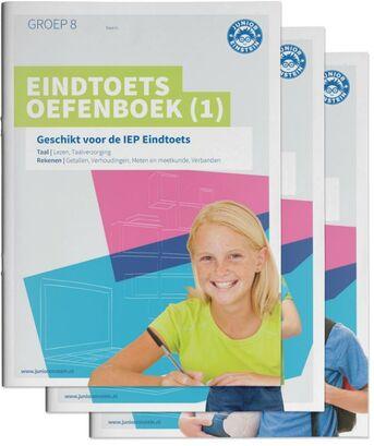 Eindtoets Oefenboeken Compleet