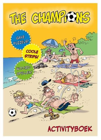 The Champions activityboek