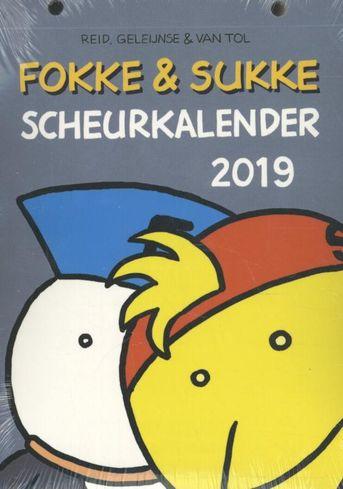 Fokke & Sukke scheurkalender