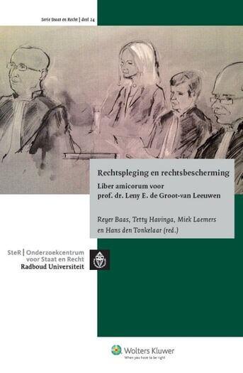 Rechtspleging en rechtsbescherming (e-book)