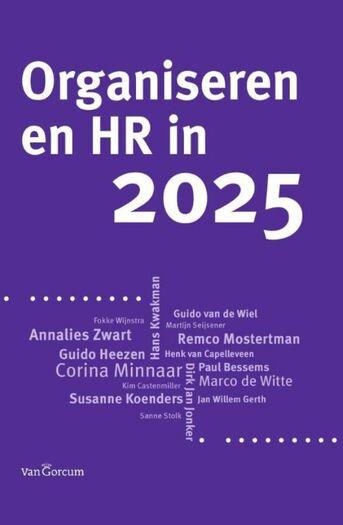 Organiseren en HR in 2025 (e-book)