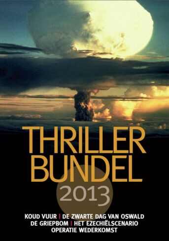 Thrillerbundel 2013 (e-book)