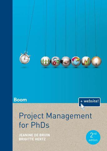 Project Management for PhDs (e-book)