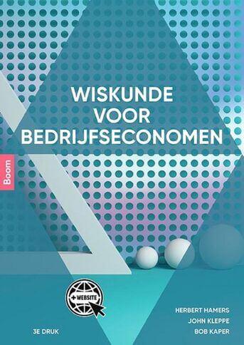 Wiskunde voor bedrijfseconomen (e-book)