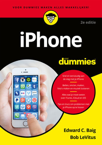 iPhone voor Dummies (e-book)