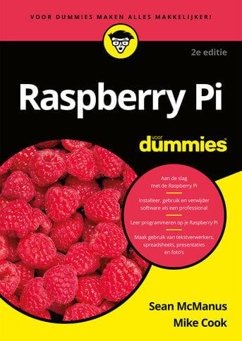 Raspberry Pi voor Dummies (e-book)