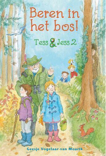 Beren in het bos (e-book)