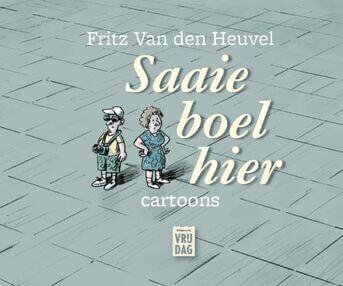 Saaie boel hier (e-book)