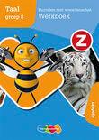 Puzzelen met woordenschat Werkboek groep 8