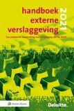 Handboek Externe Verslaggeving