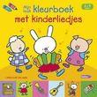 Mijn leuk kleurboek met kinderliedjes
