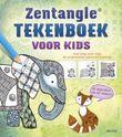 Zentangle tekenboek voor kids