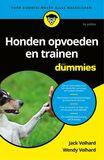Honden opvoeden en trainen voor dummies
