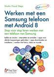 Werken met een Samsung telefoon met Android 8