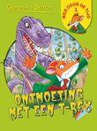 Reis door de tijd - ontmoeting met een t-rex inclusief box