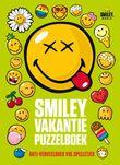 Smiley Vakantie puzzelboek