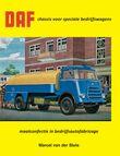 DAF chassis voor speciale bedrijfswagens