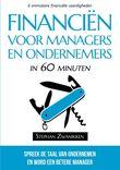 Financiën voor managers en ondernemers in 60 minuten