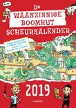 De waanzinnige boomhut scheurkalender 2019