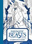 Fantastic beasts and where to find them: 20 kaarten om in te kleuren