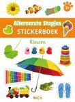 Stickerboek kleuren