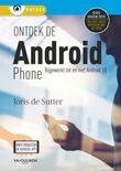 Ontdek de Android Phone, 7e editie