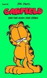 Garfield ziet het even niet zitten
