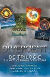 Divergent, de trilogie en het verhaal van Four (e-book)