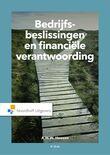 Bedrijfsbeslissingen en financiële verantwoording (e-book)