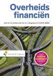 Overheidsfinancien (e-book)