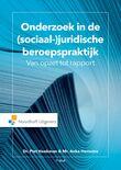 Onderzoek in de (sociaal-) juridische beroepspraktijk (e-book)